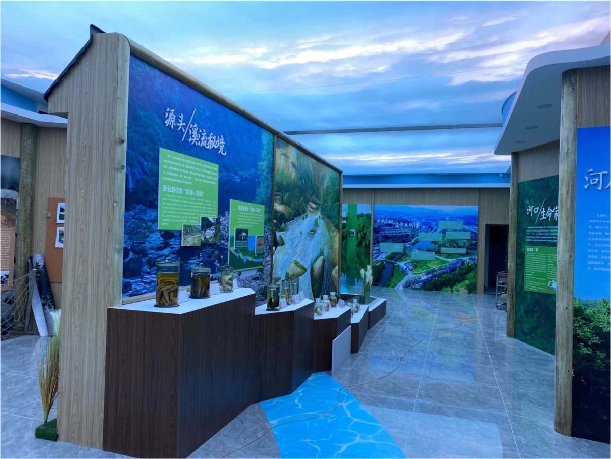 城市旅游展厅